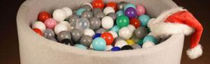 Suchy basen z piłkami – spraw dziecku prezent na Mikołaja!