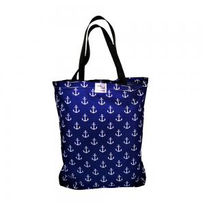 EKO torba bawełniana - kotwice
