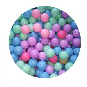 kulki - piłeczki do suchego basenu