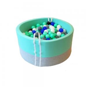 Suchy basen – Melanż z miętą
