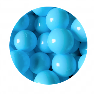 Kulki – Baby blue - 10 szt
