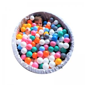 Kulki do suchego basenu - pastelowe i w mocnych kolorach, błyszczące i matowe, wyłącznie od polskiego producenta I możesz kupić już dziś od BabyBall!