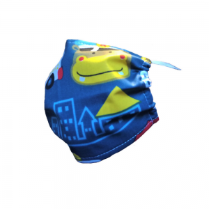 Maseczka ochronna - Niebieska