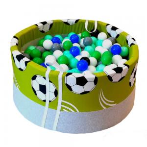 Suchy basen z kulkami - Piłki