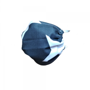 Maska ochronna - Granatowa