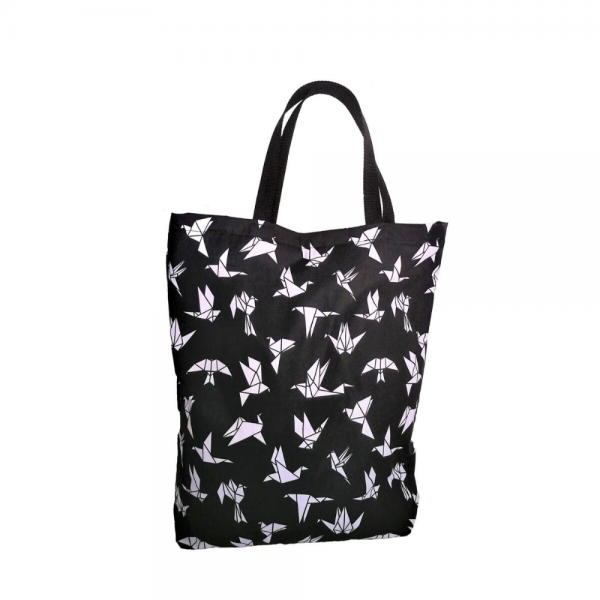 EKO torba bawełniana - origami