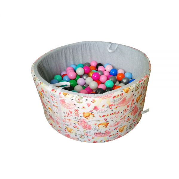 BabyBall – polski producent suchych basenów z kulkami