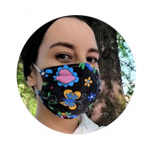 maseczka ochoronn na twarz
