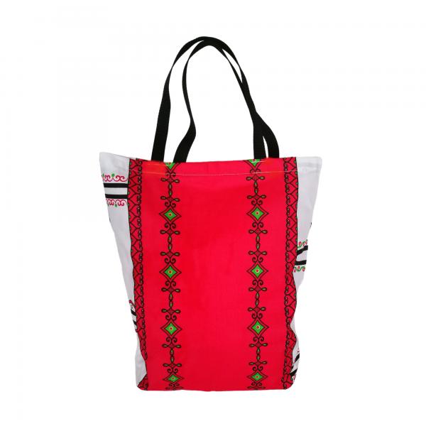 Ekologiczne, wielorazowe torby bawełniane na zakupy I Wzory Cotton shopping bag