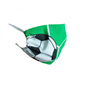 Maska ochronna na twarz dwuwarstwowa