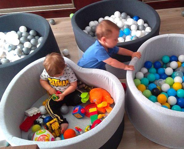Suchy basenik dla dzieci