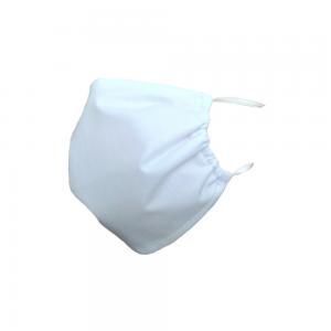 Maseczka wielorazowa biała