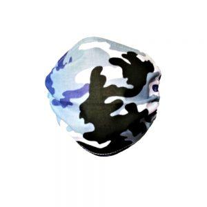 Maseczka ochronna bawełniana - Moro