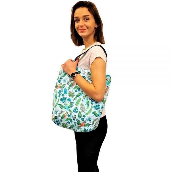 torba bawełniana babyball